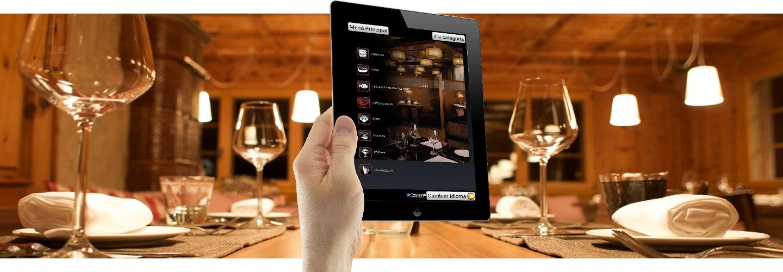 Sa POS Sector tablet jelovnicima  prikaži svojim gostima dodatne  informacije o ponudi