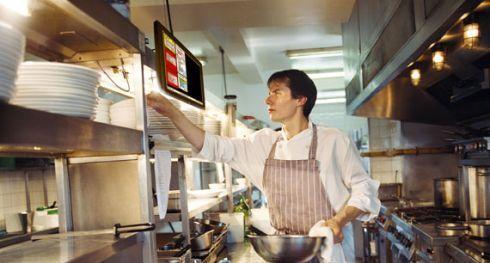 Kuhinjski monitor